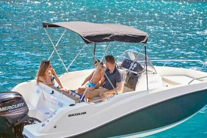 Hire Motorboat Quicksilver Activ 555 Open Castellón