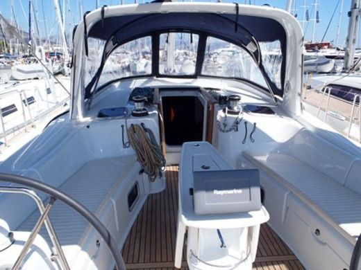 Sailboat Beneteau Oceanis 50 for rental