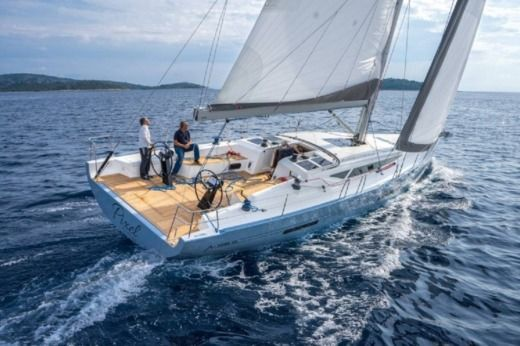 Cossuti Yacht Design More 55 in Primošten