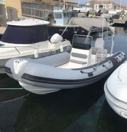 Location Semi-rigide Selva Marine 600 Pro Martigues