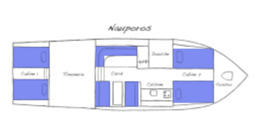 Houseboat Gentleman's Yacht 1938 tra privati