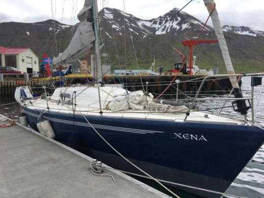X-Yacht Imx-38 in Reykjavík for hire