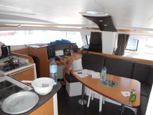 Catamarano Fountaine Pajot Lipari 41 da noleggiare