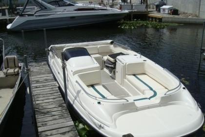 Rental Motorboat BAYLINER 219 IO St. Petersburg