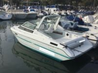 Charter motorboat in Sainte-Maxime
