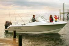 Rental Motorboat Polar 21 Pompano Beach