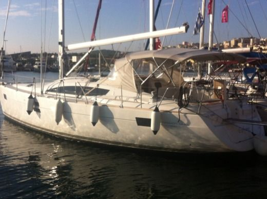 Sailboat ELAN IMPRESSION 444 for hire