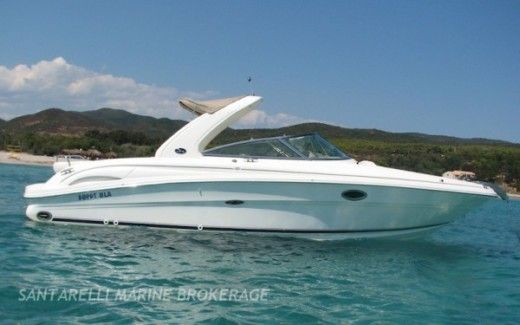Sea Ray 290 Bow Rider in Ajaccio for hire
