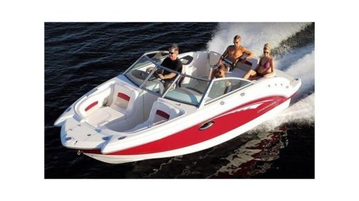 Motorboat Chaparral Sunesta 244 for hire
