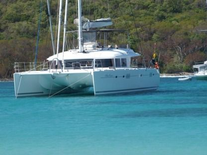 Location Catamaran Lagoon 560 Olbia