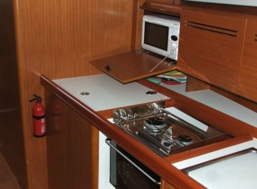 Beneteau Cyclades 50.5 in Betina for rental