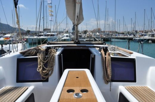 Dufour 412 Grand Large en Denia