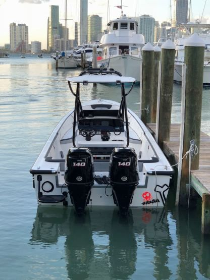 Rental Motorboat Speed Motorboat Miami