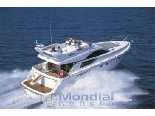 Motorboat Fairline Phantom 50 for hire