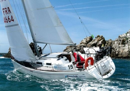 Sailboat Dufour 34E for hire