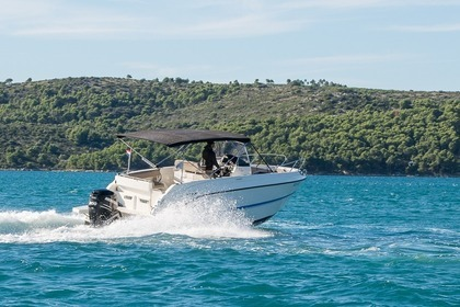 Alquiler Lancha QUICKSILVER ACTIVE 805 OPEN Denia