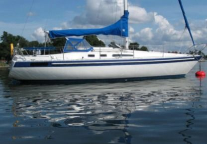 Rental Sailboat Scanmar 33 Danderyd Municipality