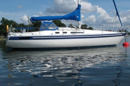 Rental Sailboat Scanmar 33 Danderyd
