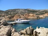 Gobbi 38 Sport in La Maddalena for hire