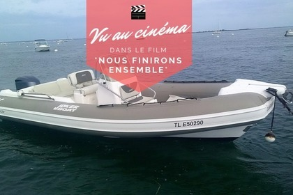 Location Semi-rigide Joker Boat CLUBMAN 24 Lège-Cap-Ferret