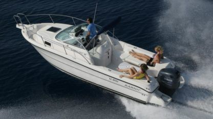 Charter Motorboat Karnic Bluewater. 22.50 Basse Terre