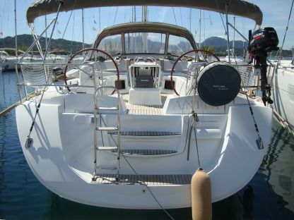 Charter Sailboat Jeanneau 53 Portisco
