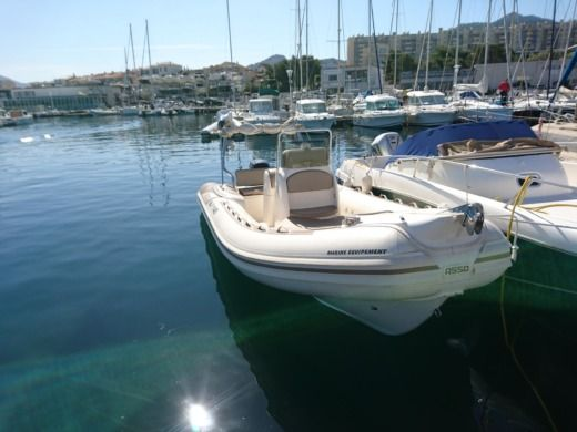 Asso Asso 62 in Marseille for hire