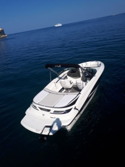 Miete Motorboot Sea Ray 190 Sport Rovinj