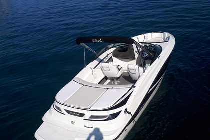 Charter Motorboat SEA RAY 190 SPORT Rovinj