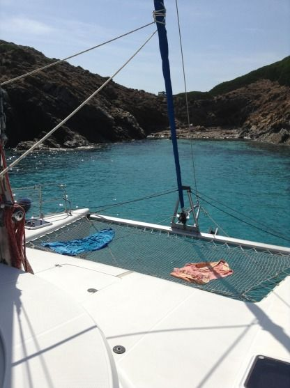 Rental Catamaran Fountine Pajot Athena38 Stintino
