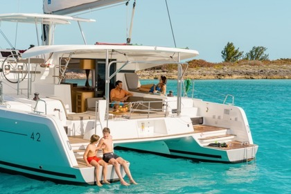 Location Catamaran LAGOON Lagoon 42 - 4Cab/4Hd Phuket
