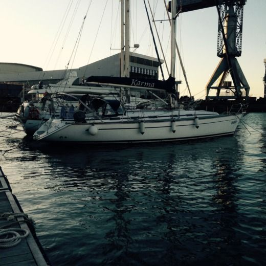 Charter sailboat in Castellammare di Stabia NA peer-to-peer