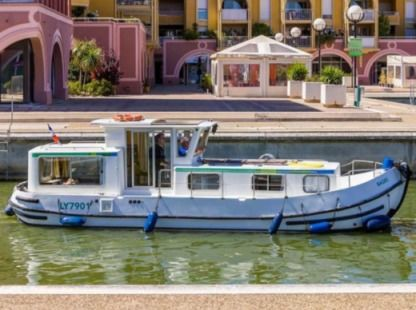 Rental Houseboat Pénichette 935 Briare