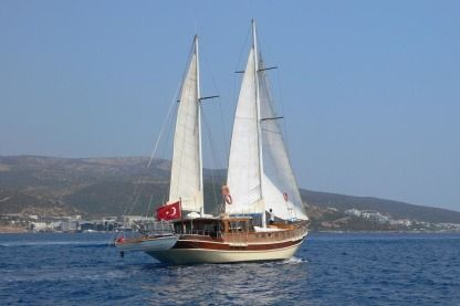 Charter Sailboat Custom Made 2000 Bodrum