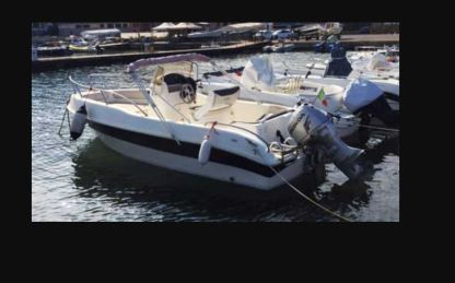 Charter Motorboat Barca 5.60 Arenella