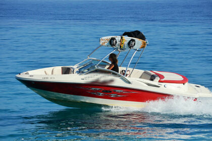 Rental Motorboat SEA RAY 195 Paxi