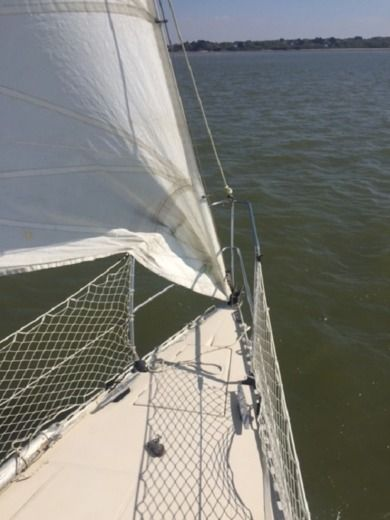Sailboat Beneteau First 30 peer-to-peer
