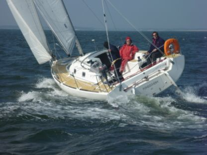 Rental Sailboat 3C Composite Olea 30 Baden