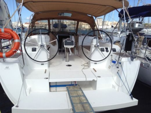 Barca a vela Dufour Grand Large 450