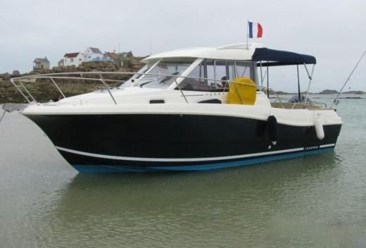 Charter motorboat in Capbreton