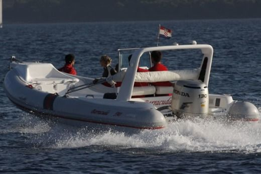 RIB Barakuda Barakuda 590 for hire