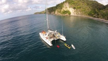 Location Catamaran Catana Catana 42S Saint-Pierre