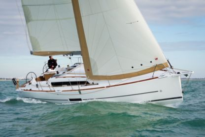 Charter Sailboat Dufour 350 Gl Marseille