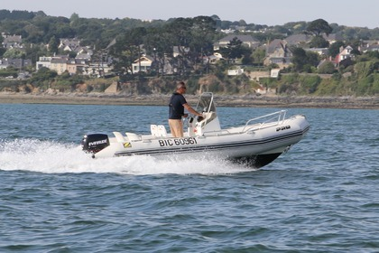 Location Semi-rigide Zodiac Pro Open 550 Brest