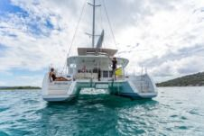 Rental Catamaran Lagoon  450 Luxury  Trogir