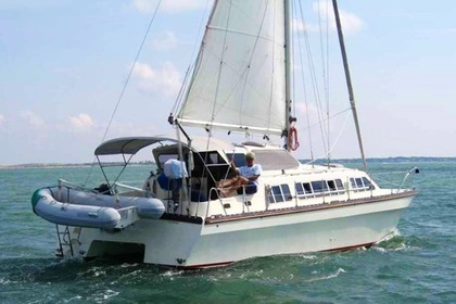 Hire Catamaran Custom Siamese Cat Pattaya