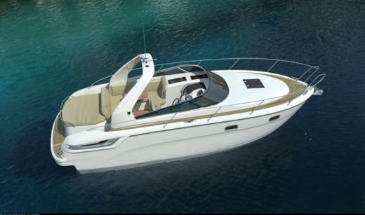 Motorboat Bavaria 28 Sport for hire