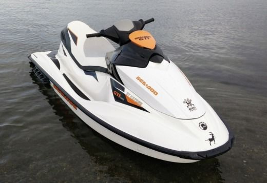Moto d'acqua SEA DOO GTI 130 tra privati