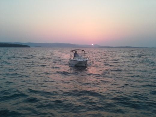 QUICKSILVER ACTIV 555 OPEN in Biograd na Moru for hire