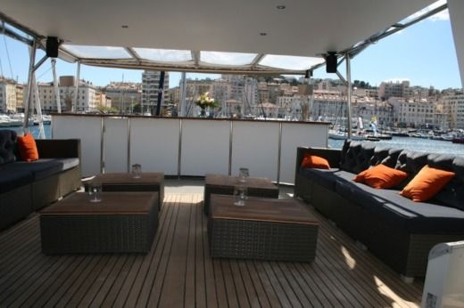VERSILCRAFT Yacht in Marseille for hire